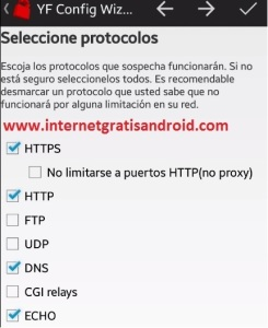 internet gratis android para bolivia con your freedom