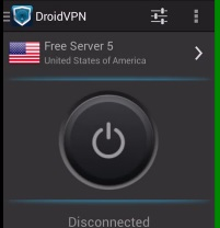 Droidvpn y uc browser 5