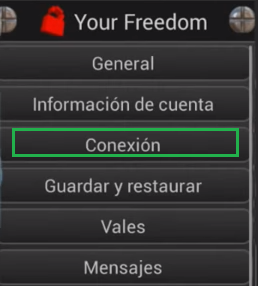 your freedom android ilimitado 2016