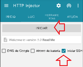 server http injector apk android internet gratis