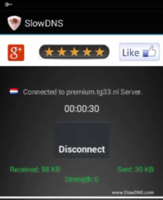 internet gratis con apk slowdns movistar android