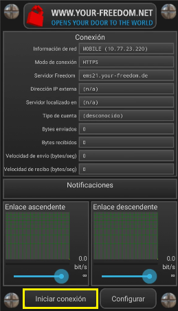 your freedom orange internet grastis ilimitado