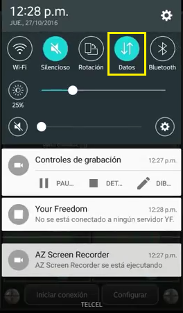 your freedom 4g ilimitado telcel movistar