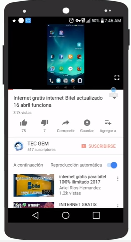 internet gratis entel nueva app vpn