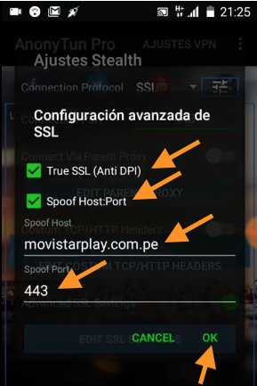 payload host trick movistar play gratis anonytun
